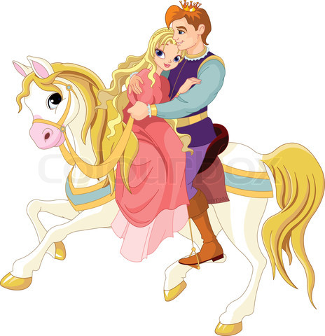 2180576-8805-prince-and-princess-on-white-horse