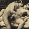 """""""Paul Avril - Les Sonnetts Luxurieux (1892) de Pietro Aretino, 6"""" by Édouard-Henri Avril"""